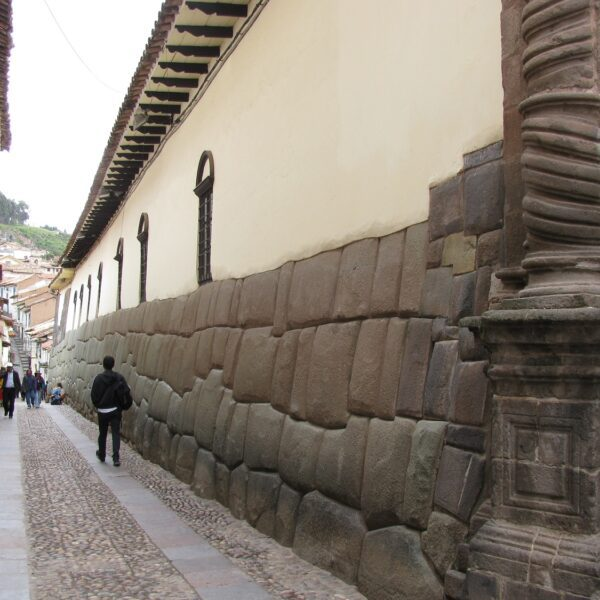 The streets of Cusco - RESPONSible Travel Peru