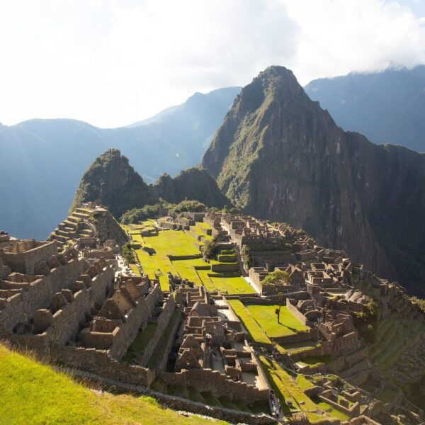 There are many ways to travel to Machu Picchu, consider doing something that will leave a positive impact on you and the destination - RESPONSible Travel Peru