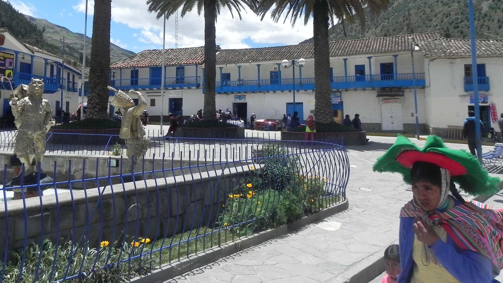 11Paucartambo Square | Responsible Travel Peru