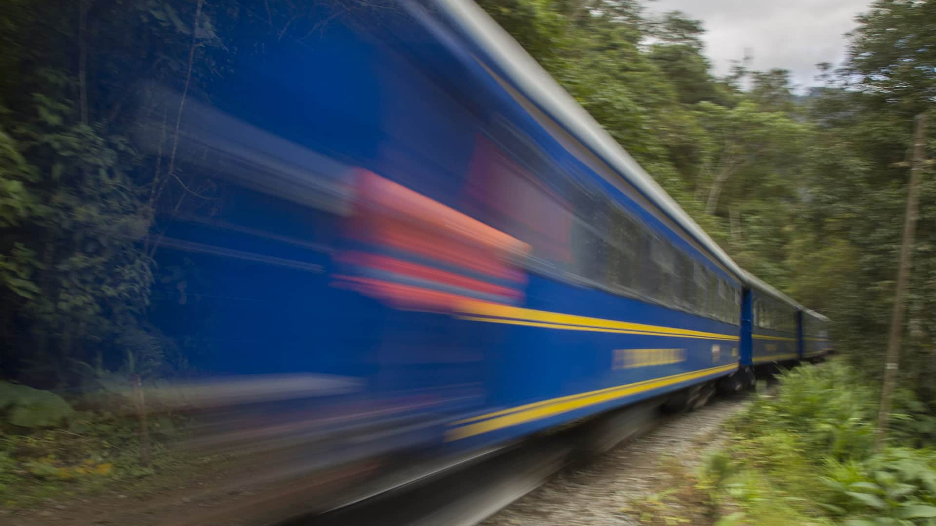 Peru Rail Train to Machu Picchu | Responsible Travel Peru